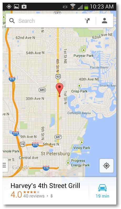 flächen messen google maps